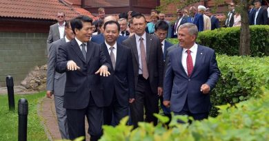 Делегация КНР посетила Республику Татарстан